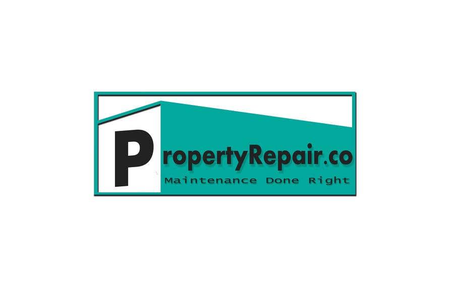 Konkurrenceindlæg #57 for Logo design for property repair
