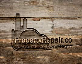 #178 cho Logo design for property repair bởi jumman2623