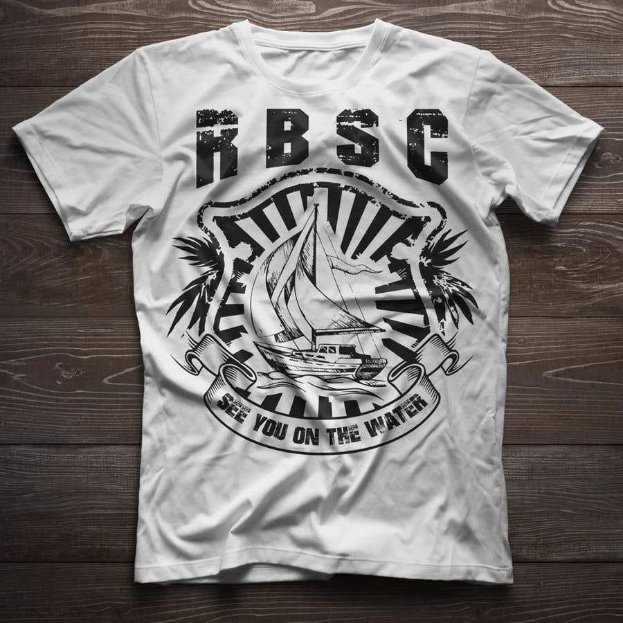Kilpailutyö #108 kilpailussa Create a T-shirt design