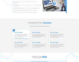 #54 for Redesign my landing page by agnitiosoftware