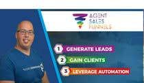 "Graphic Design Konkurrenceindlæg #27 for Facebook Cover Photo for ""Agent Sales Funnels"""