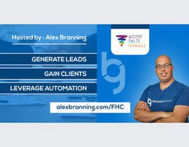 "#38 for Facebook Cover Photo for ""Agent Sales Funnels"" af mdfaruqhossen"