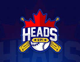 #70 untuk Logo designed for Baseball Team oleh inihisyam
