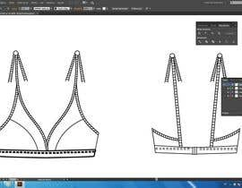 nº 7 pour Convert basic drawing into beautiful fashion sketch par mikelpro