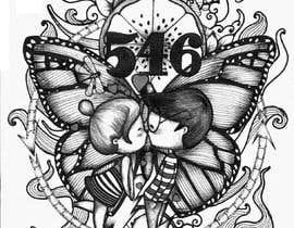 #58 for Tattoo Design - 22/03/2019 22:37 EDT af Furiku19s