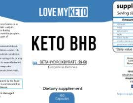 saminaakter20209 tarafından High-End Label Deisgn For Keto Supplement Company için no 19