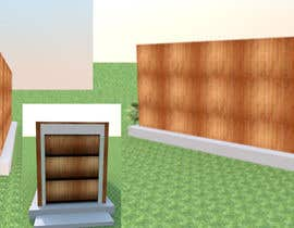 #27 for Design a Wooden Warehouse by sonnybautista143