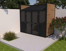 #67 for Design a Wooden Warehouse af arqfernandezr