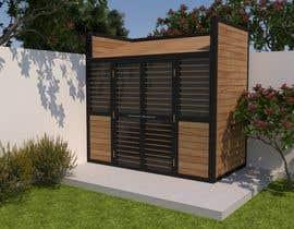 #68 for Design a Wooden Warehouse af arqfernandezr