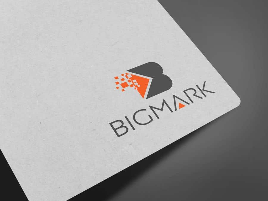 Proposition n°256 du concours Design Logo for Big Mark