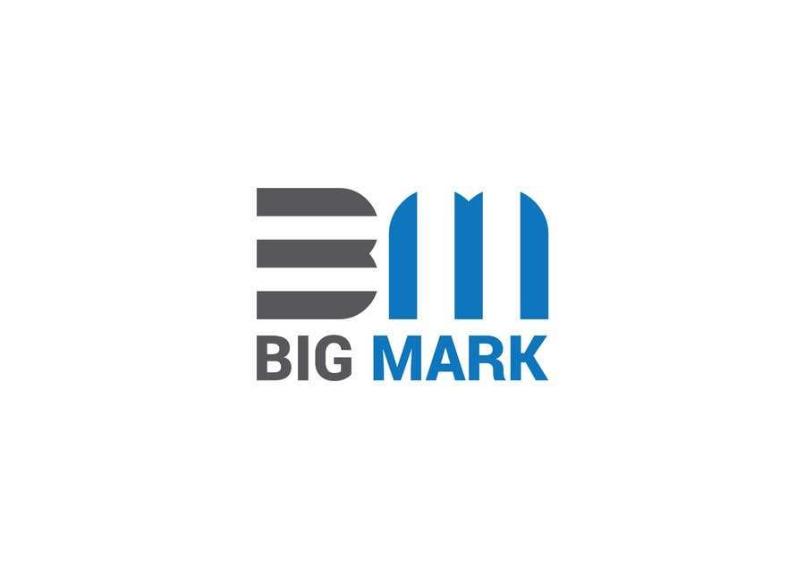 Proposition n°246 du concours Design Logo for Big Mark