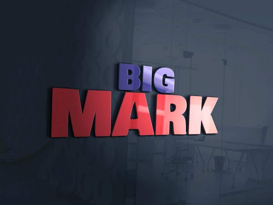 Kilpailutyö #2 kilpailussa Design Logo for Big Mark