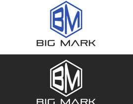 nº 250 pour Design Logo for Big Mark par spandit364