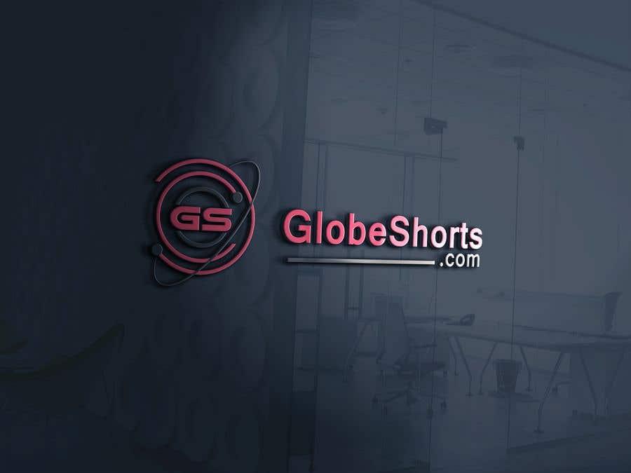 Contest Entry #912 for A logo for a new website globeshorts.com