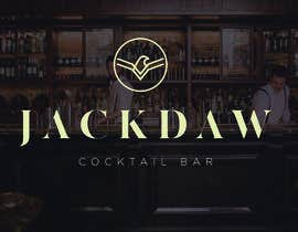 #32 cho Open a pub/ bar in NYC. bar will be WB Yeats theme. name of the bar is 'Jackdaw'' A jackdaw is Irish black bird. need the logo of the bar to incorporate the name Jackdaw and maybe the bird. It must be an old look as it will be a cocktail bar. bởi Callew