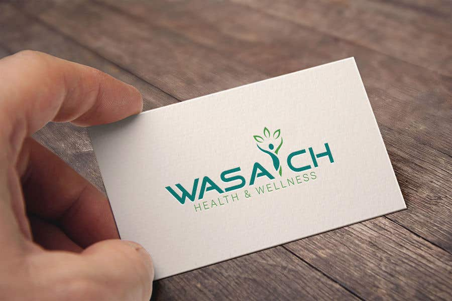 Penyertaan Peraduan #66 untuk Wasatch Health & Wellness medical clinic Logo