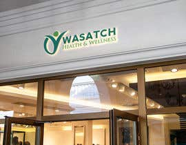 #99 for Wasatch Health & Wellness medical clinic Logo af mdmonsuralam86