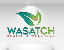 #98 for Wasatch Health & Wellness medical clinic Logo af abulbasharb00