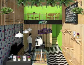 #17 untuk Shop for juices, ice cream and waffles oleh ssquaredesign