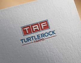 #56 for Logo for Turtle Rock Farms af osicktalukder786