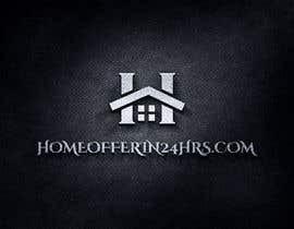 #7 untuk a logo for my business called HomeOfferin24hrs.com.  We look for people that are looking to sell their house fast for cash.  we make a cash offer within 24 hrs after viewing.  we will buy the house in any and as-is condition oleh afrinnahar13983