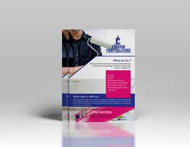 nº 34 pour Labour Painting flyer and logo par kmemamun7