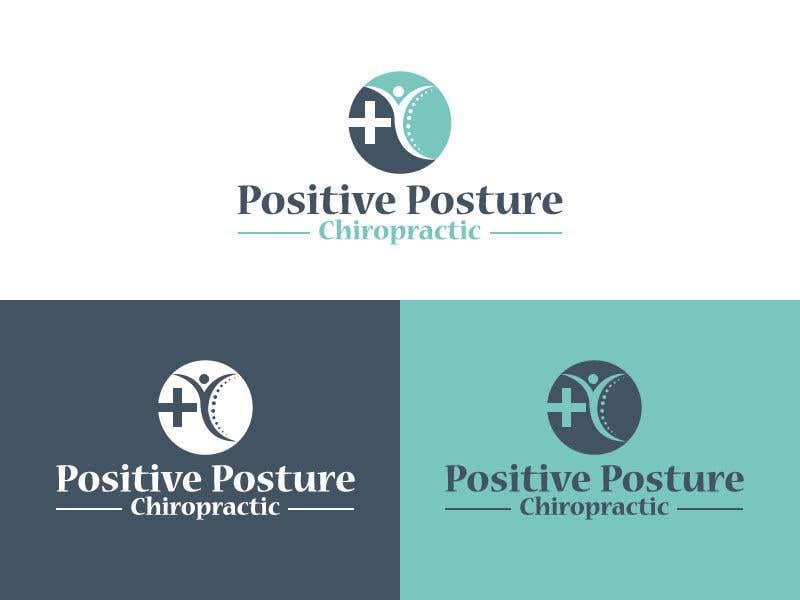 Penyertaan Peraduan #51 untuk Need a professional logo for my Chiropractic business.