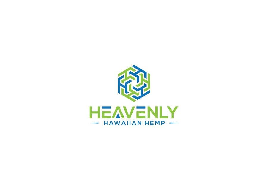 Contest Entry #124 for Logo for my business. My business name is Heavenly Hawaiian Hemp