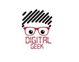 #30 untuk Logo Design for digital marketing company - Digital Geek oleh ashar1008