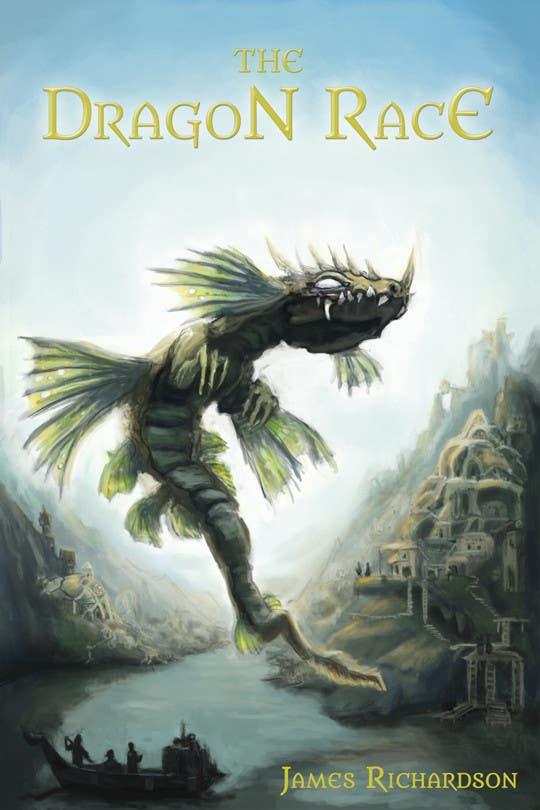 Konkurrenceindlæg #95 for Cover Design for new Teen Fantasy/Action novel
