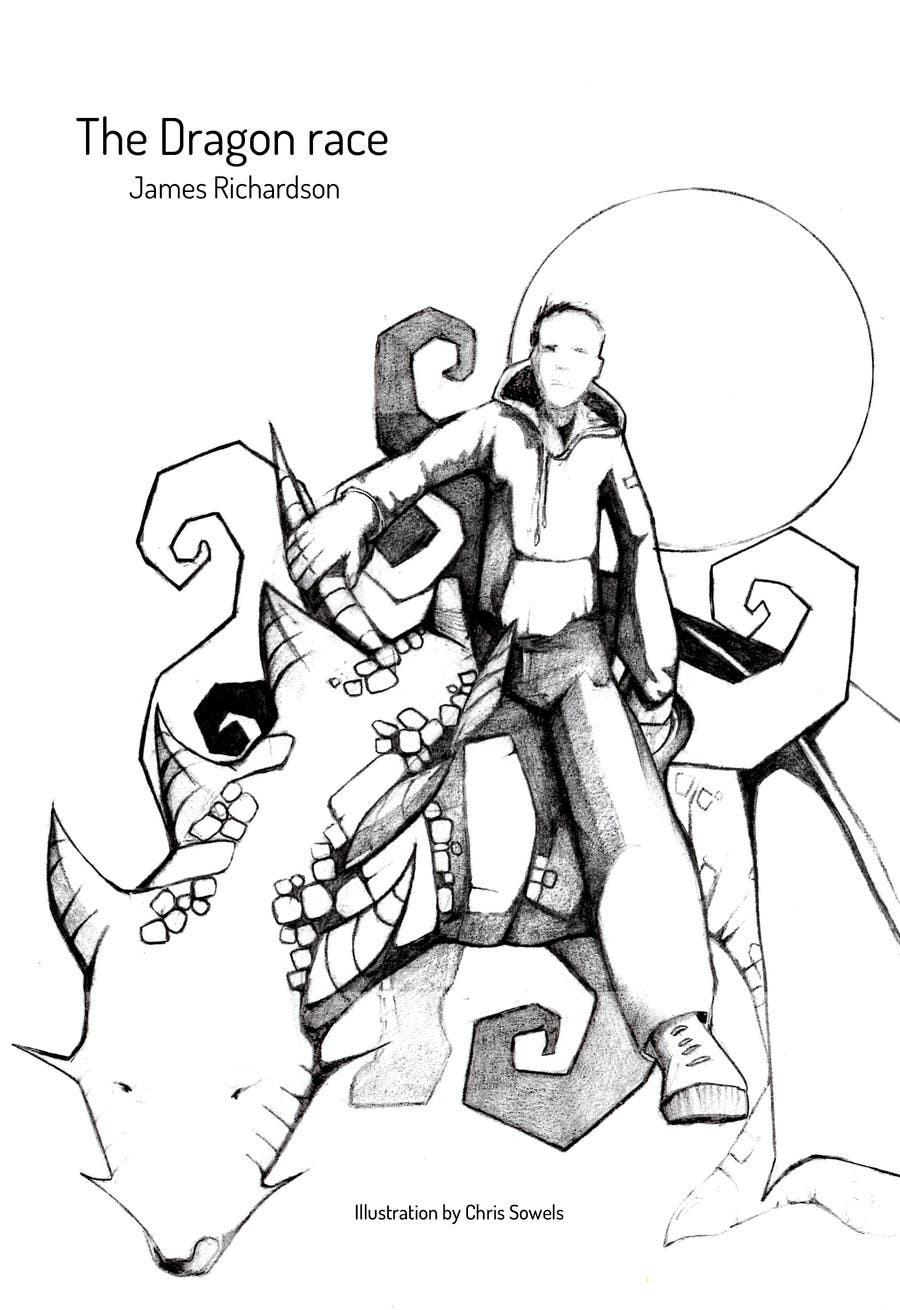 Konkurrenceindlæg #67 for Cover Design for new Teen Fantasy/Action novel