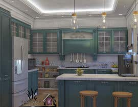 #26 cho Interior Design of our New Kitchen bởi emadbahgat888