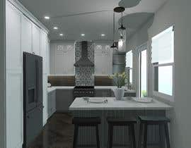 #20 cho Interior Design of our New Kitchen bởi katkamurka