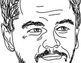 Nro 19 kilpailuun Draw a round face shape of a man käyttäjältä ashvinirudrake13
