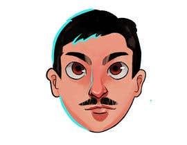 bimakbr tarafından Draw a round face shape of a man için no 6