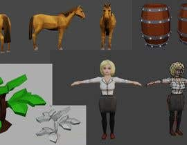 #5 for Create 3D low poly models af kvinke