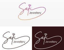 Nro 14 kilpailuun Jewellery Logo Design käyttäjältä Afervil
