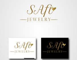 Nro 5 kilpailuun Jewellery Logo Design käyttäjältä alimohamedomar