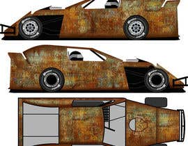 #31 for Wrap a car to look like rust by wuwulan