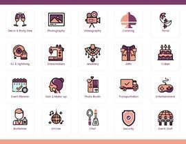 #12 untuk Design simple eye catching icons for Website oleh husainmill