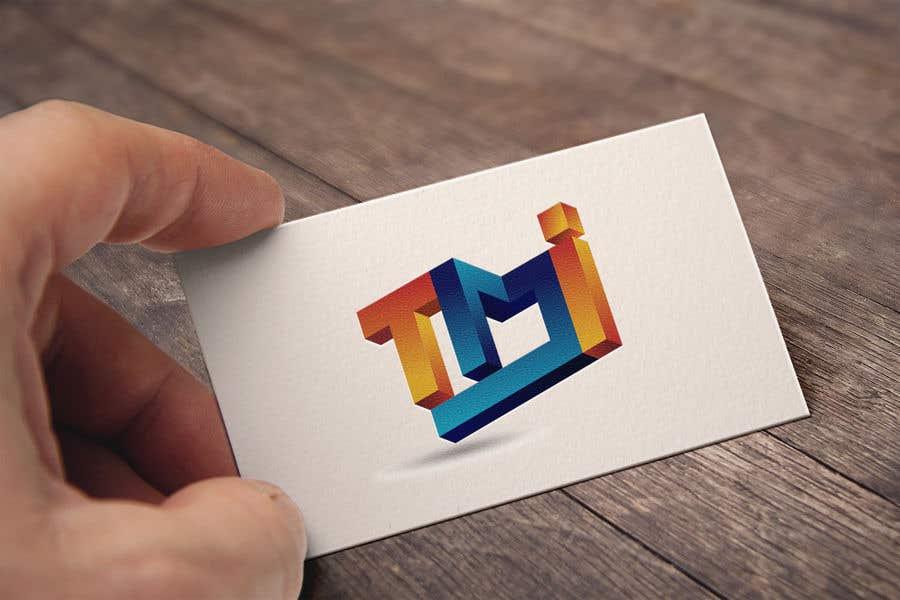 Kilpailutyö #66 kilpailussa A 3-letter 3D logo