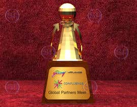 #12 for Design a trophy for a corporate awards event - Urgent af sanaabrar