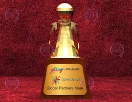 #12 para Design a trophy for a corporate awards event - Urgent por sanaabrar