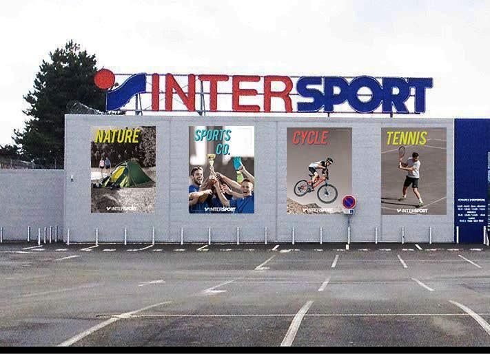 Proposition n°18 du concours Nouveaux visuels sur la façade d'un magasin