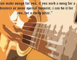 Nro 2 kilpailuun LETRAS DE CANCIONES - LYRICS FOR YOUR SONGS FOR SALE. käyttäjältä rezfikoagdialta