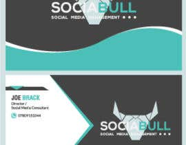 #47 for business cards designed by miftaJannat