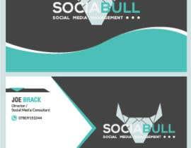 #47 for business cards designed af miftaJannat