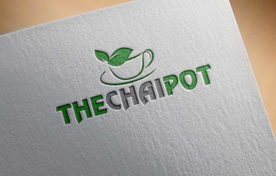 Kilpailutyö #123 kilpailussa Chai Pot Logo