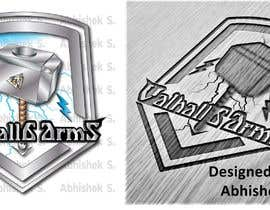#21 untuk Need company logo made for website, apparel, and to be laser engraved. oleh abhinids