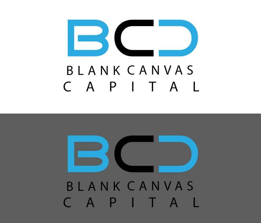 Inscrição nº 834 do Concurso para Blank Canvas Capital
